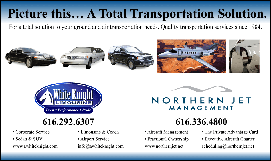 Air Charter Service and and Ground Transportation